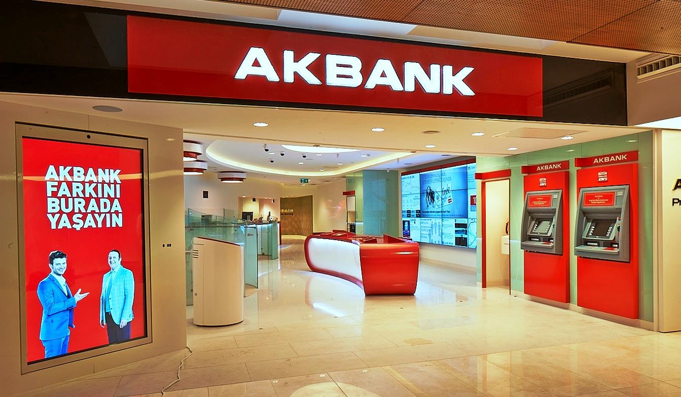 Akbank'ta 1 Yılda 1 Milyon Yeni Müşteri Başarısı