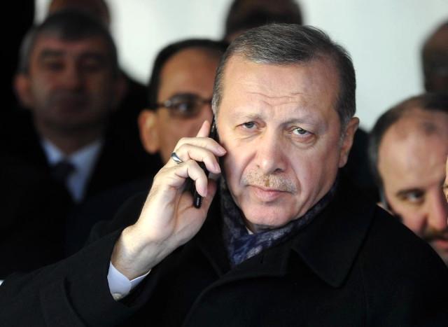 Erdoğan'dan Bahçeli ve Türkeş'e Telefon Jesti