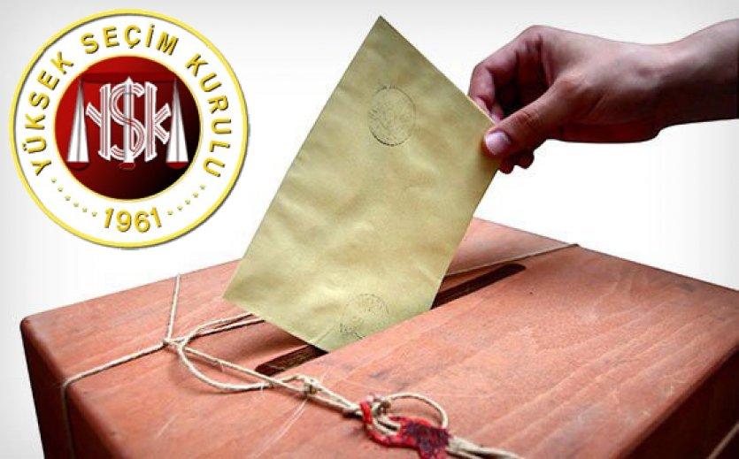 Yüksek Seçim Kuruluna Kimse Emir Veremeyecek