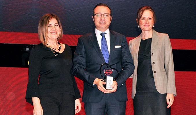 Ziraat Bankası En Sevilen Banka Ödülünü Kazandı