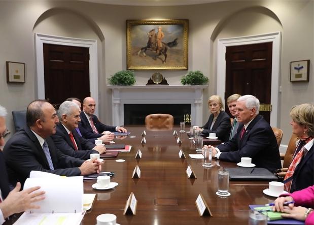 Türkiye ABD Sorunları Çözecek Adımlar Atacak