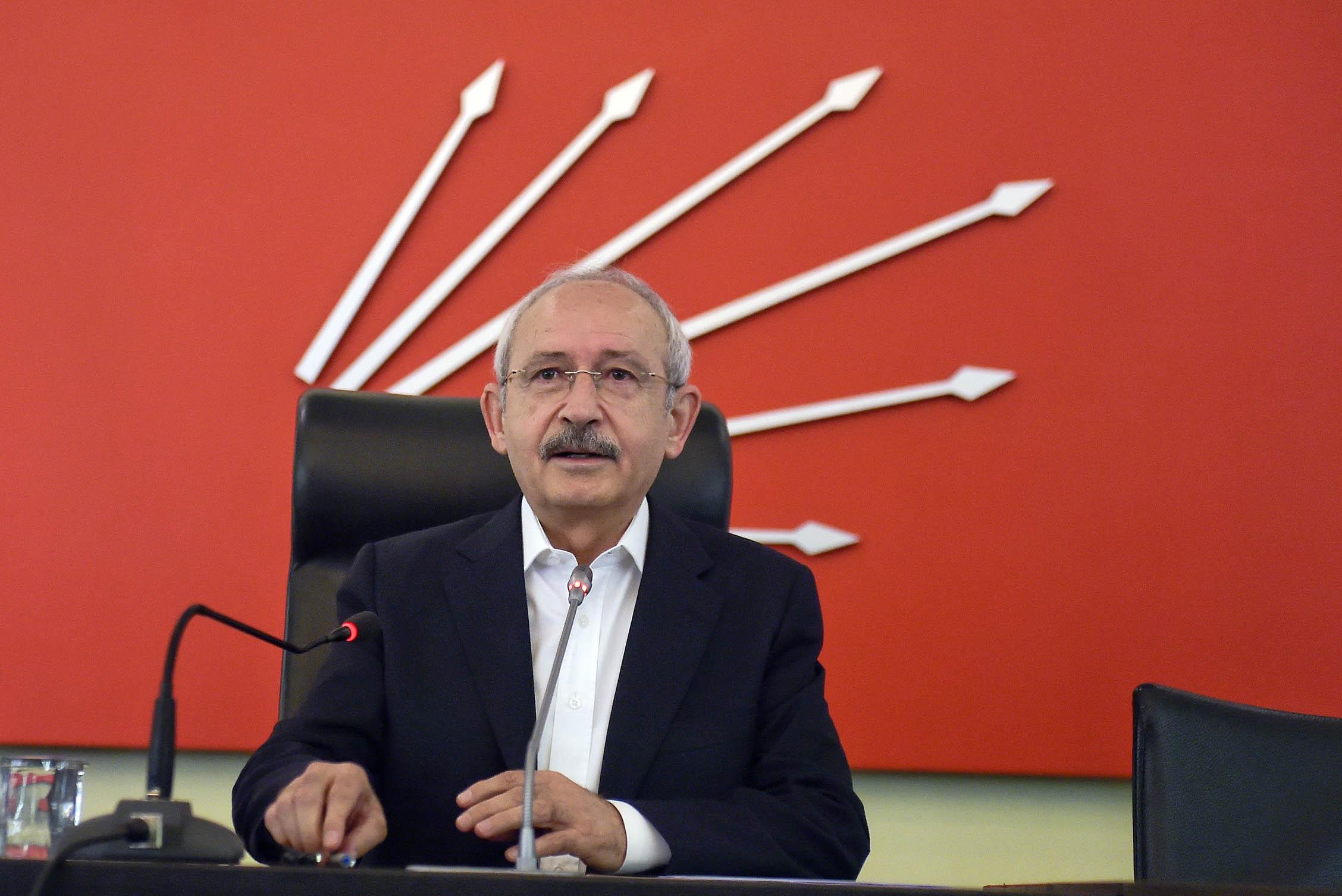 Kılıçdaroğlu'nun Emri İle CHP'de Şok Bir Gelişme Yaşandı