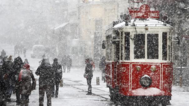 Uzmanlar Uyardı İstanbul Dahil Ülke Geneline Kar Geliyor