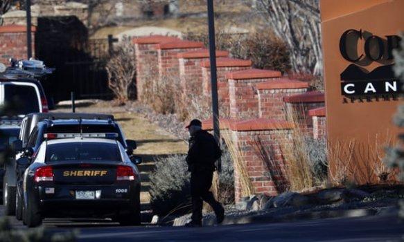 Colorado Eyaletinde Polise Silahlı Saldırı