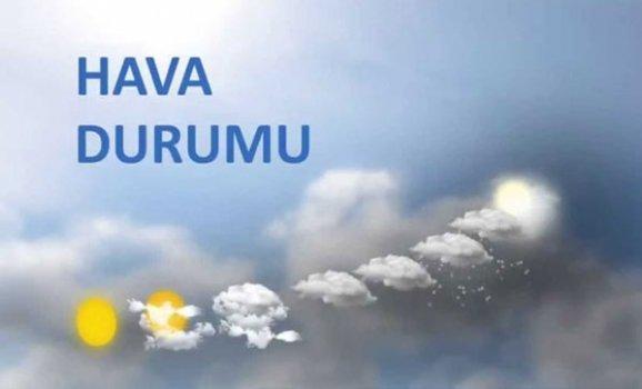 31 Aralık Pazar Yurtta Hava Durumu