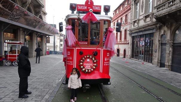 Nostaljik Tramvay 7 Gün Boyunca Ücretsiz