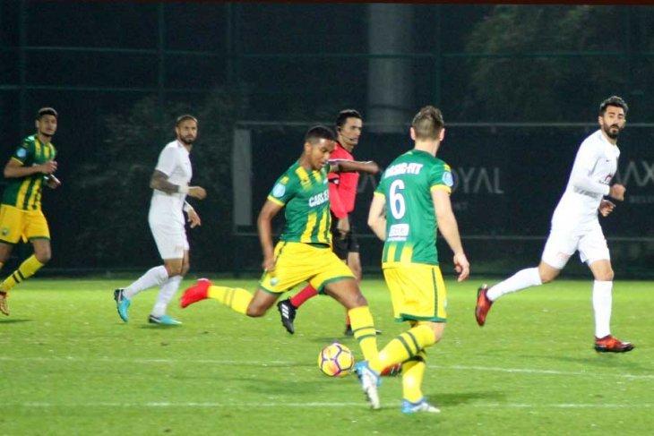 Süper Lig takımları, bugün 6 hazırlık maçı oynadı