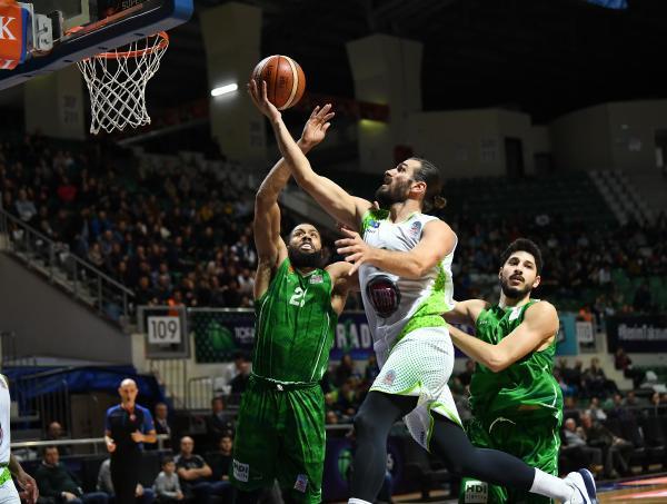 TOFAŞ – Yeşilgiresun Belediyespor: 92-52