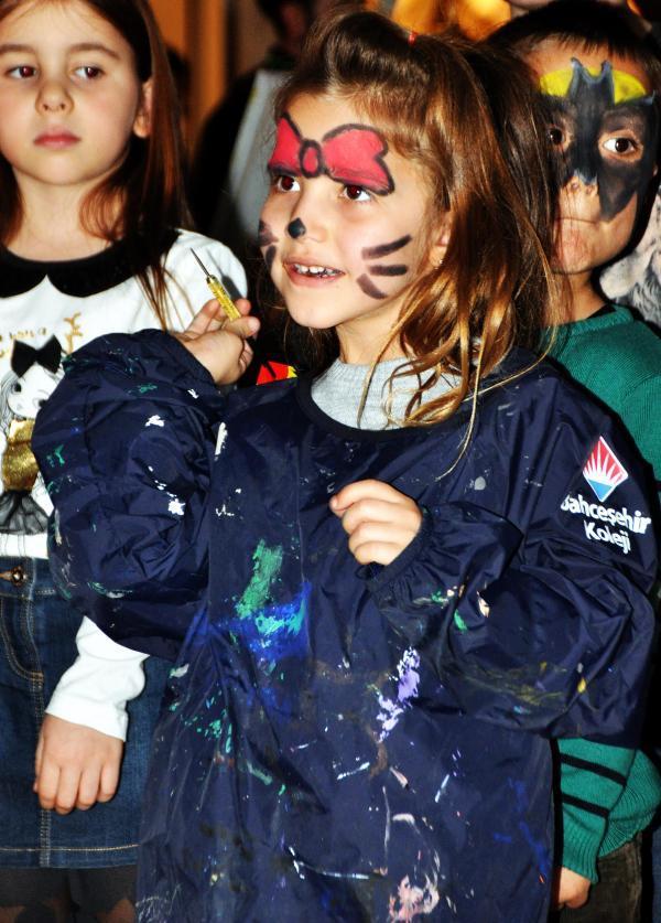 Bodrum Bahçeşehir Koleji'nden Sanart'Fest etkinliği