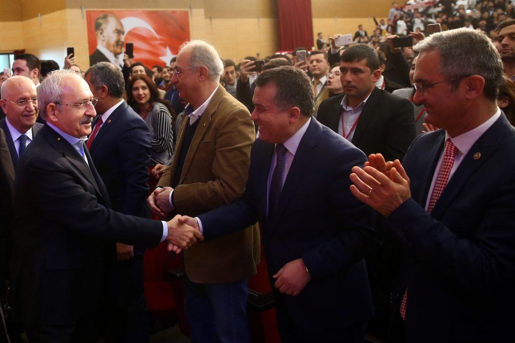 CHP lideri Kılıçdaroğlu; Türkiye Suriye'deki Esad rejimiyle temasa girmeli