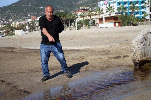 Kleopatra Plajı Temiz Görüntüsüne Yeniden Kavuştu