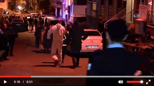 Maltepe'de Dehşet Alkollü Baba Katliam Yaptı