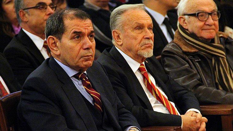 Galatasaray Başkanı Özbek Vaatlerini Sundu