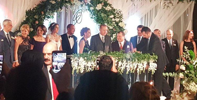 Osman Akça'nın Düğününe Yoğun Katılım