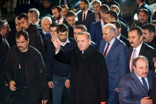 Erdoğan: Sonuna Kadar Takipçisi Olacağız