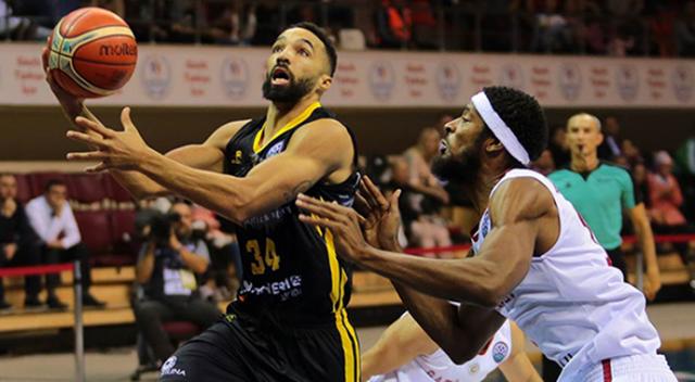 Iberostar Tenerife – Gaziantep Basketbol: 72-53