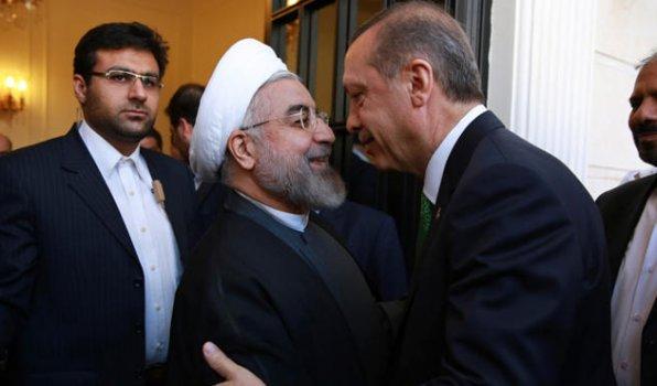 Erdoğan'dan İran Olaylarına İlişkin Ruhaniye Telefon