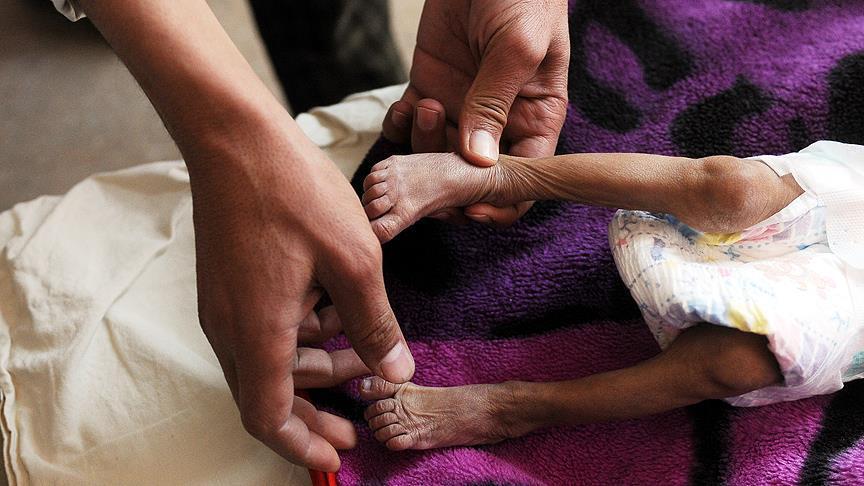 DSÖ'den Yemen'e 200 tonluk 'hayat kurtarıcı' malzeme