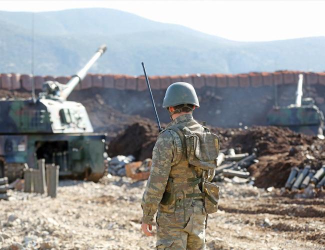AKP, Afrin'in parlamentoda operasyonuna destek olmak için adımını attı