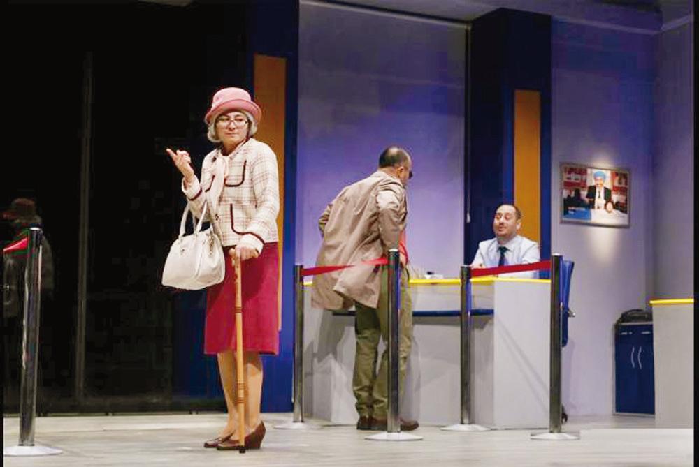 Resmi sansür için tiyatro oyunu iptal edildi