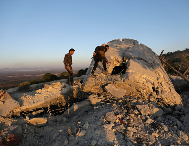 Türk sivili öldürüldü, İdlib'de iki kişi yaralandı