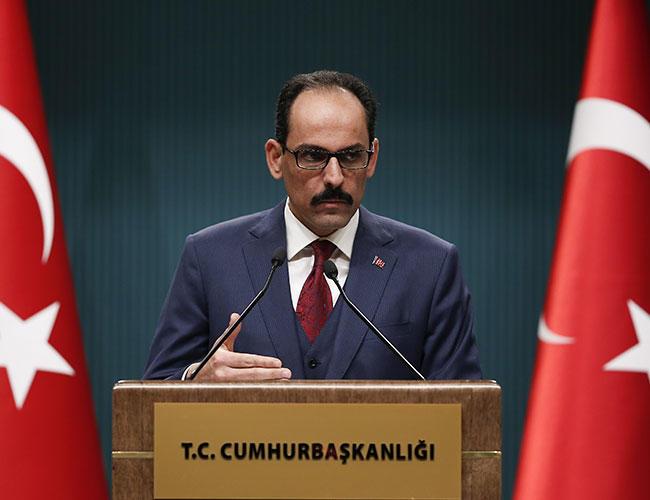 Türk ve Suriye istihbaratı gerektiğinde doğrudan irtibat halinde