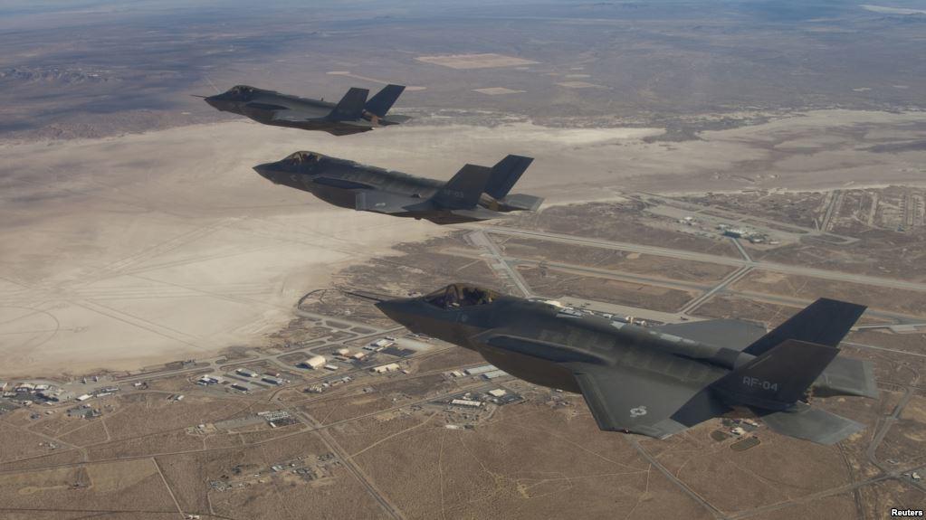 Üç ABD'li senatör, Türkiye'ye F-35 transferlerini engellemek için tasarıyı başlattı