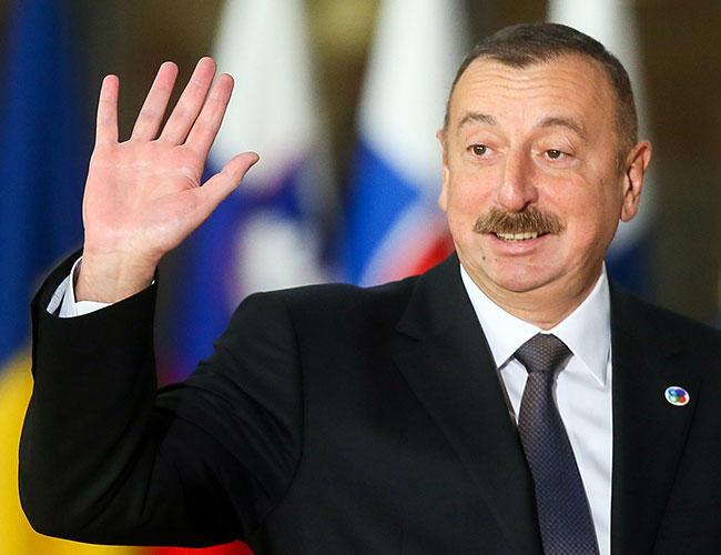 Azerbaycan Cumhurbaşkanı Aliyev, Ankara'ya resmi ziyarette bulundu