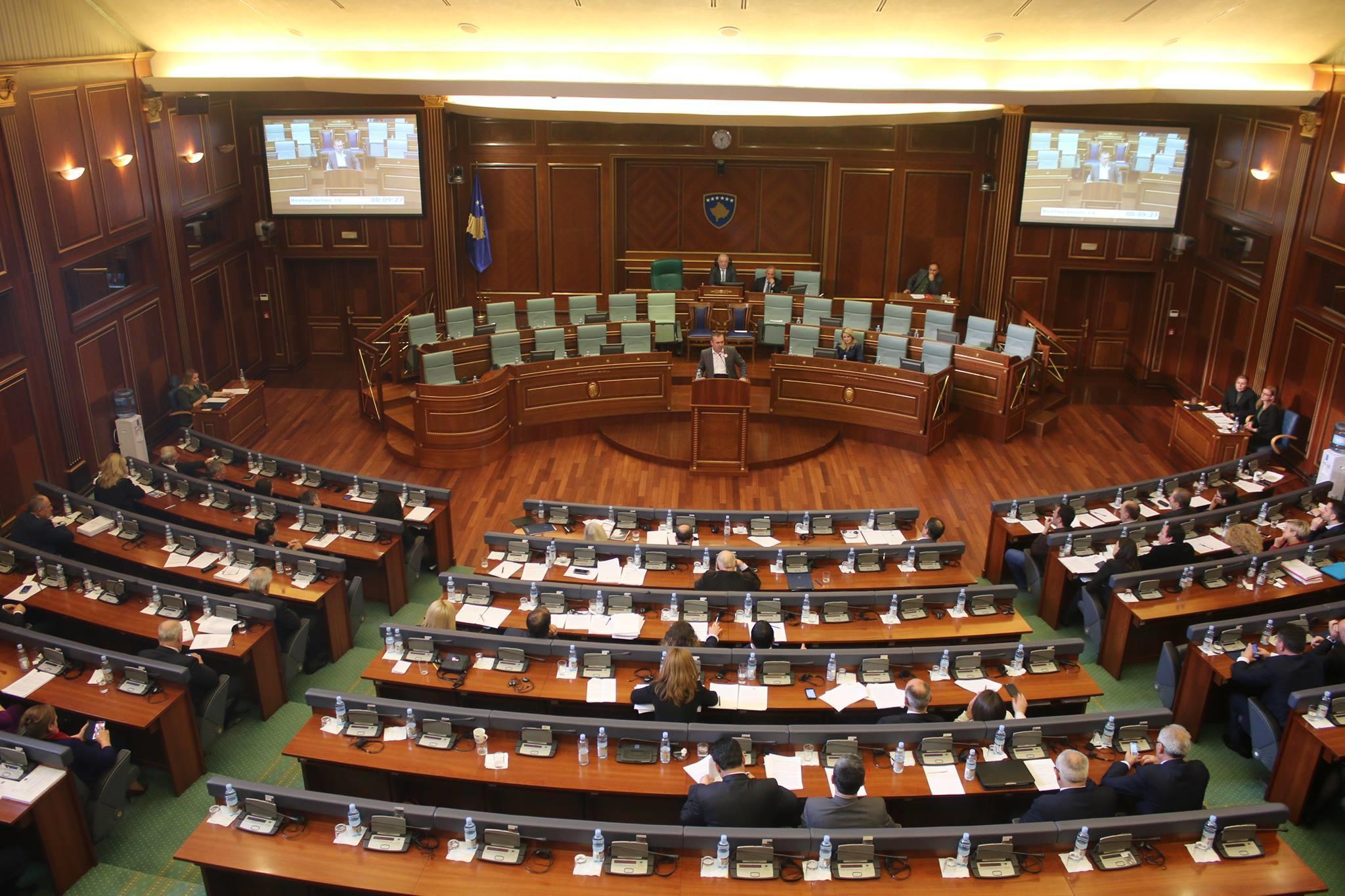 Kosova parlamentosu altı Gülen ile bağlantılı şüphelinin tutuklanmasını soruşturuyor
