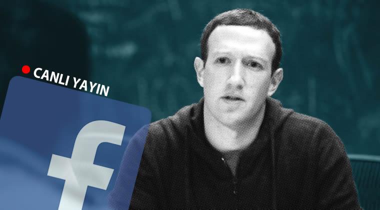 Mark Zuckerberg Canlı Yayında Yargılandı