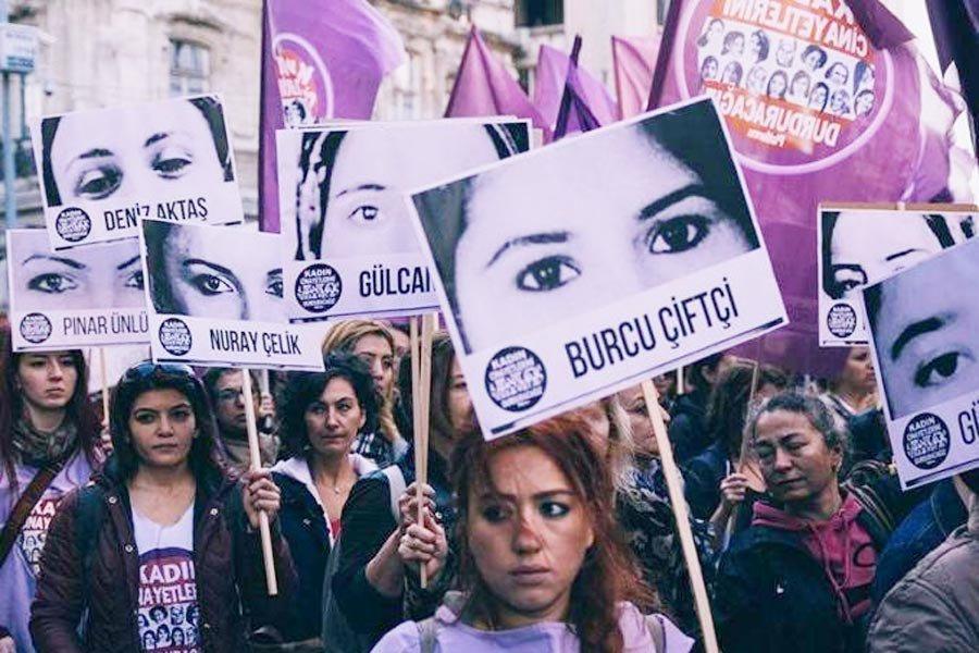 Mart ayında Türkiye'de 25 kadın öldürüldü