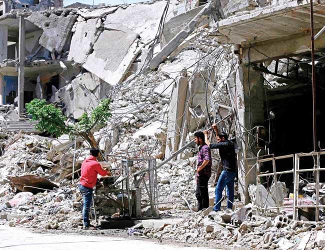 Türkiye-ABD Suriye konusunda karşılıklı anlayışa sahip