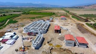 Büyükşehir'den Menderes Havzası'na atık su arıtma tesisi