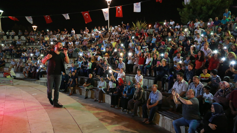 Denizli'de yaz konserleri devam ediyor