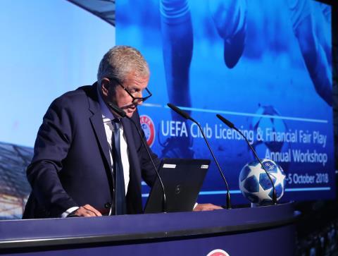UEFA Kulüp Lisans ve Finansal Fair Play Workshop 2018, Antalya'da yapıldı