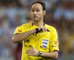Lokomotiv Moskova-Galatasaray maçını Antonio Mateu Lahoz yönetecek