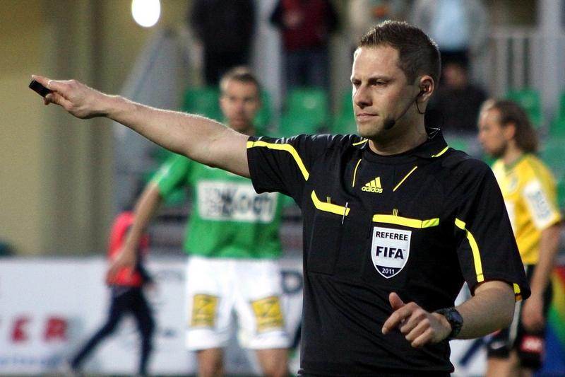 Sarpsborg-Beşiktaş maçını yönetecek hakem açıklandı
