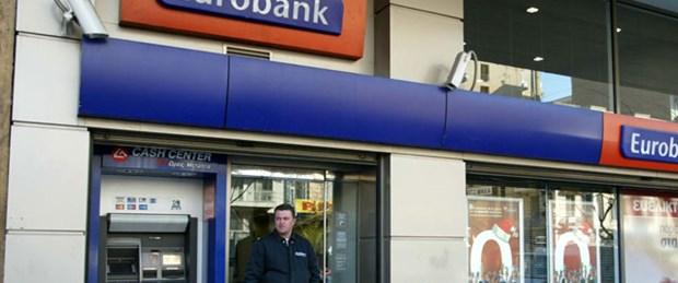 Yunanistan Eurobank'ın Mülkiyetini devralacak kaynak