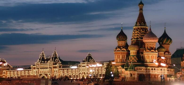 Moskova konaklama