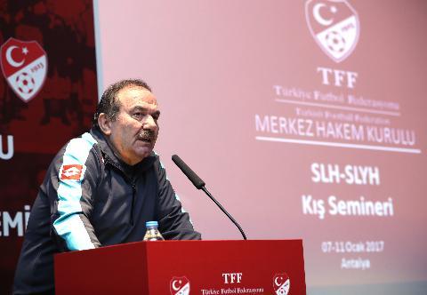 MHK Kış Semineri FIFA Kokart Töreni medya bilgilendirmesi