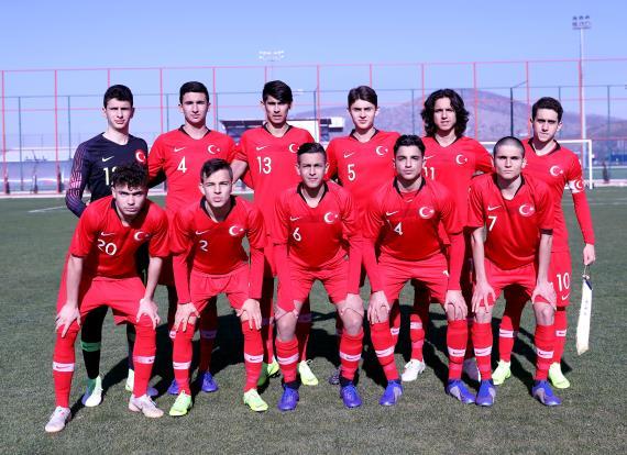 U16 Milli Takımı'nın Hırvatistan maçları aday kadrosu açıklandı