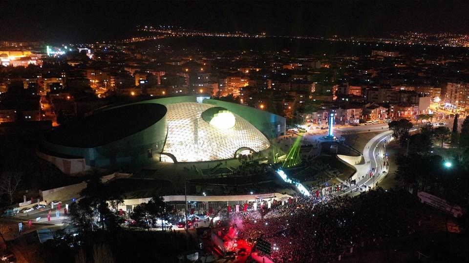 Denizli'de Kültür ve Sanatın Kalbi Burada Aracak