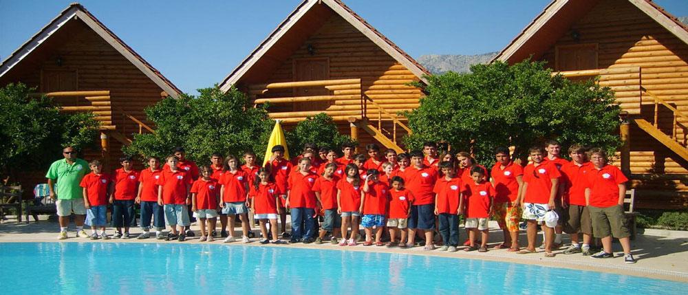 Tatil Kampı