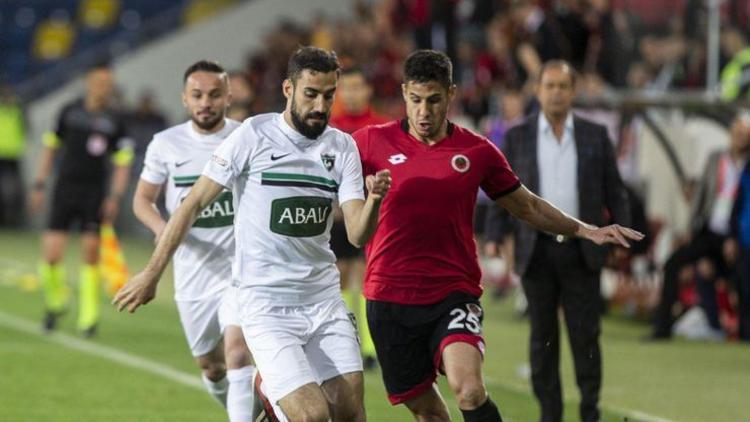 Gençlerbirliği ve Abalı Denizlispor, Spor Toto Süper Lig'de