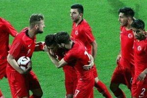 Ümit Milliler Kosova ile karşılaşacak