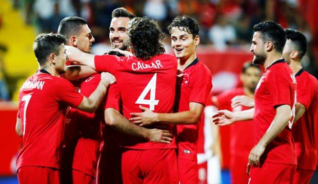 A Milli Takım, bugün Konya Büyükşehir Belediye Stadyumu'nda çalışacak