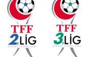 TFF 2 ve 3. Lig fikstür çekimi bugün yapılacak