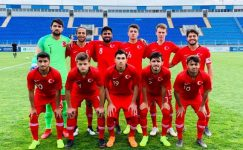 U19 Milli Takımı'nın Belarus maçları aday kadrosu açıklandı