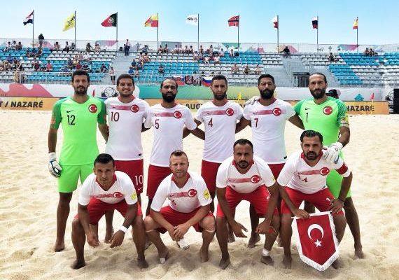 Plaj Futbolu Milli Takımı, Dünya Kupası Avrupa Elemeleri aday kadrosu