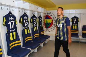 Fenerbahçe, Mevlüt Erdinç transferini resmen açıkladı
